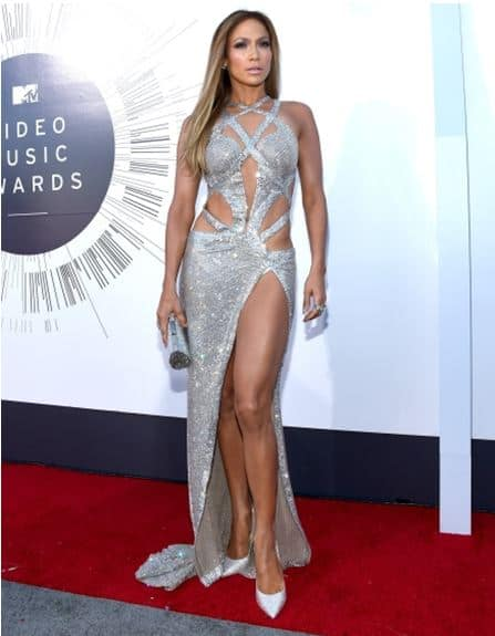 Jennifer Lopez at Video Music Awards 2014