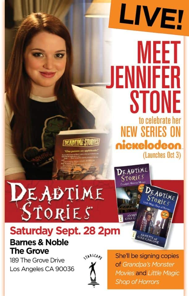 Jennifer-Stone-Deadtime-Stories-TV-Show-Nickelodeon-TV-Shows-For-Kids-Best-Kids-Shows