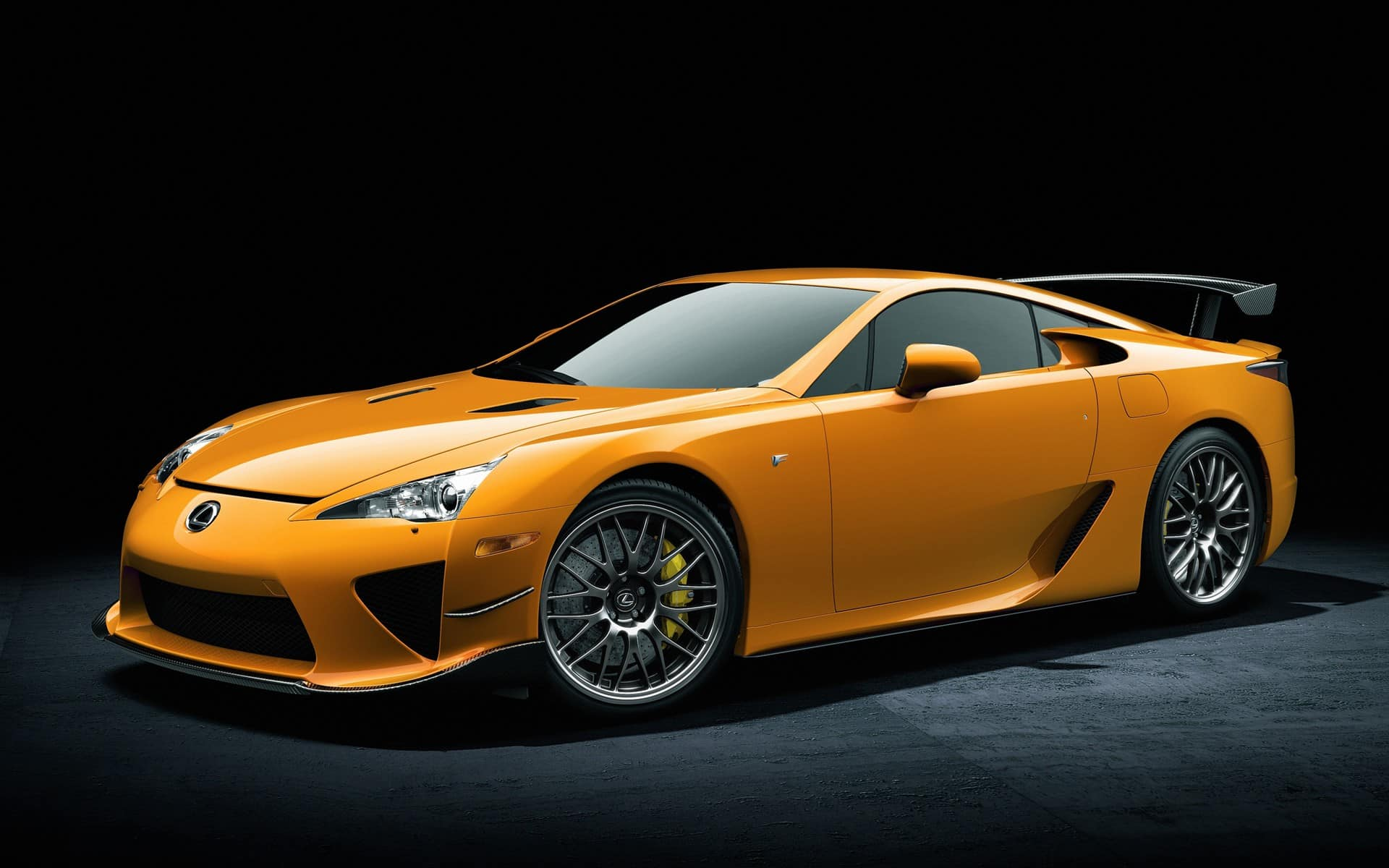 Dream Cars: Lexus LFA - BEVERLY HILLS MAGAZINE