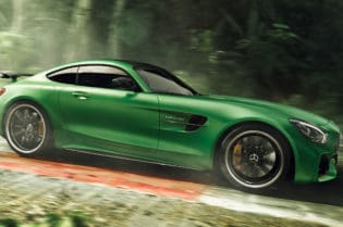 Dream Cars: 2018 Mercedes GT R