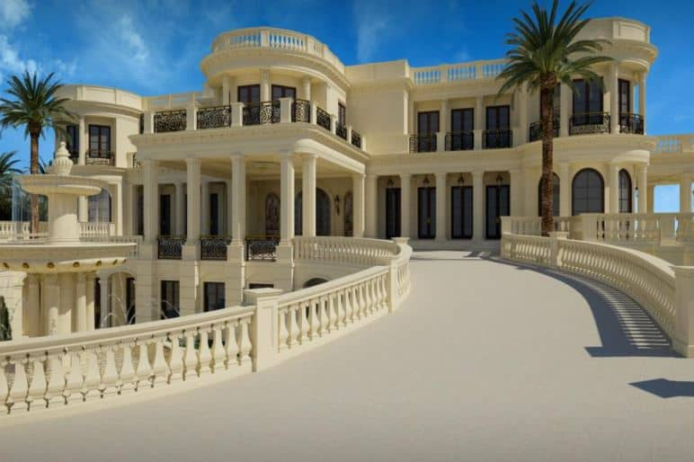 Most expensive mansions in america beverly hills magazine for Most expensive house for sale