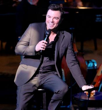 Concert for Our Oceans, hosted by Seth MacFarlane