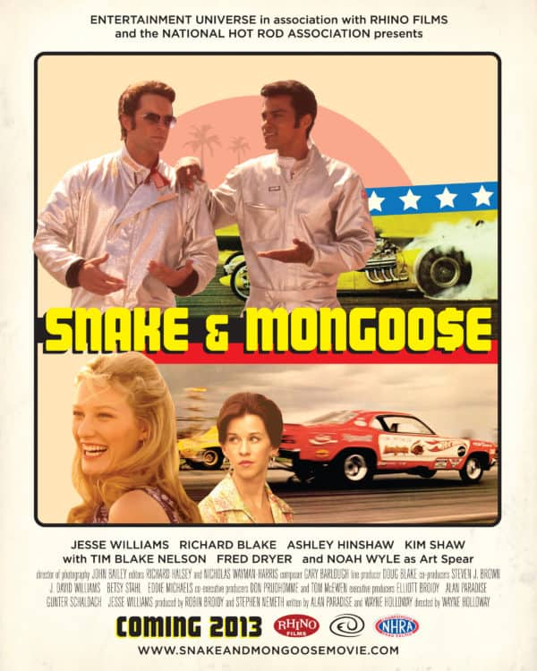 'Snake and Mongoose' Movie