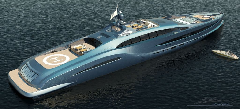 Yachting For Kings Amp Queens Beverly Hills Magazine