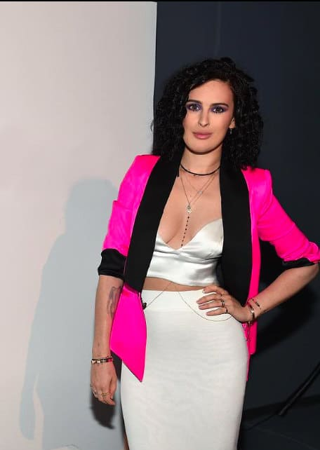 Celebrity Summer Style with Rumer Willis