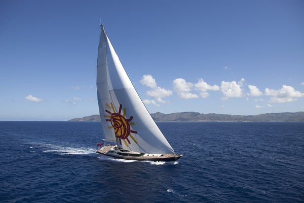 One Week Yacht Charter for Charity
