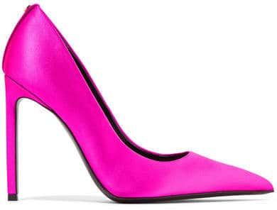 Tom Ford Satin Pumps. BUY NOW!!!