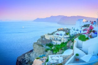 Travel to Greece: Santorini Island