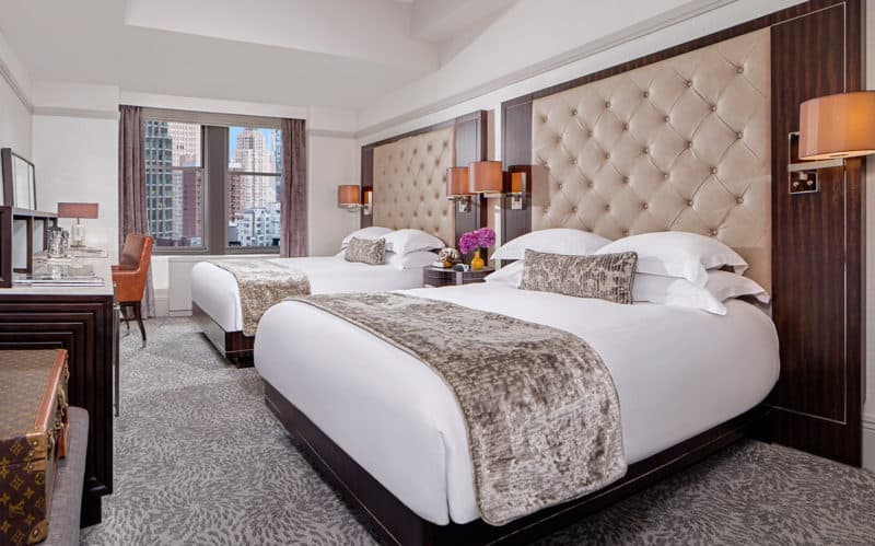 The Glamorous WestHouse Hotel in New York