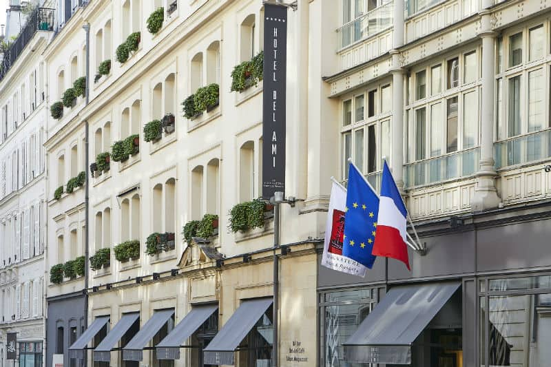 Hotel Bel Ami #Paris #vacation #travel #bucketlist #beverlyhills #beverlyhillsmagazine #french #hotels