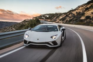 Dream Cars: Lamborghini Aventador S
