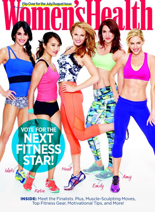 Vote for the Next Fitness Star today!!!