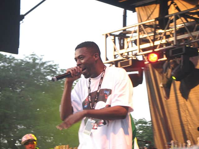 GZA from WuTang Clan