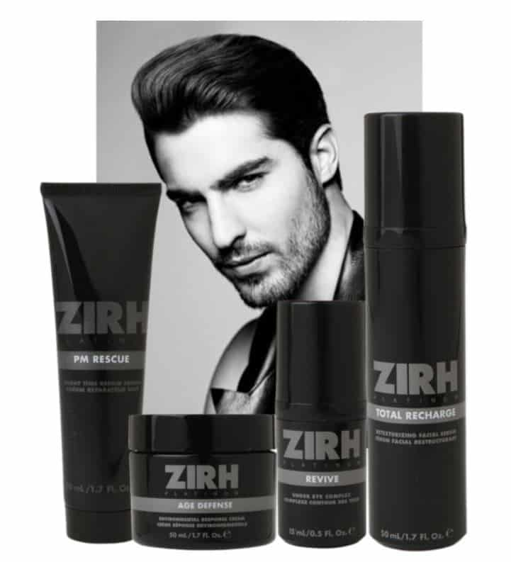 ZIRH Skincare For Men. SHOP NOW!!! #skincareformen #men #beauty #beverlyhills #beverlyhillsmagazine #shop #bevhillsmag
