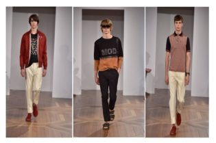 Ben Sherman Fashion Collection SS 2018