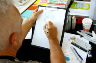 How to Generate a Handsome Income as a #Cartoonist #bevhillsmag #business #success