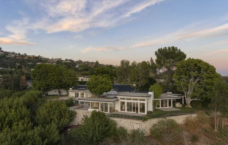 Elvis Presley Beverly Hills Home