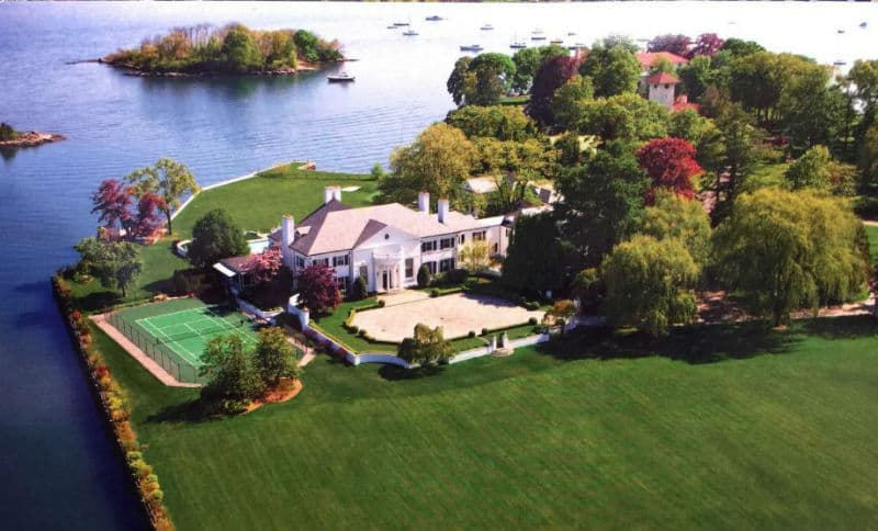 Donald Trump's First Mansion For Sale
