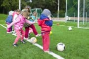 How to Encourage a Child to Take Up Sport