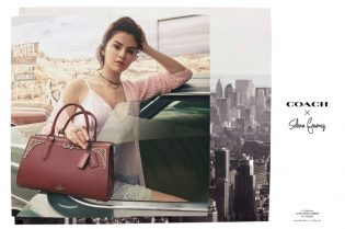 COACH X SELENA GOMEZ. SHOP NOW!!! #BevHillsMag #CoachxSelena #beverlyhillsmagazine #love #coach #fashion #style #celebrities #selenagomez #celebitystyle ##shopping