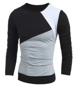Tri-Tone Shirt For Men. BUY NOW!!!