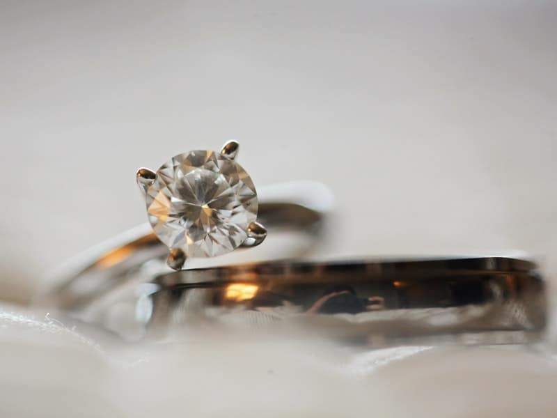 A Cremation Diamond into a ring