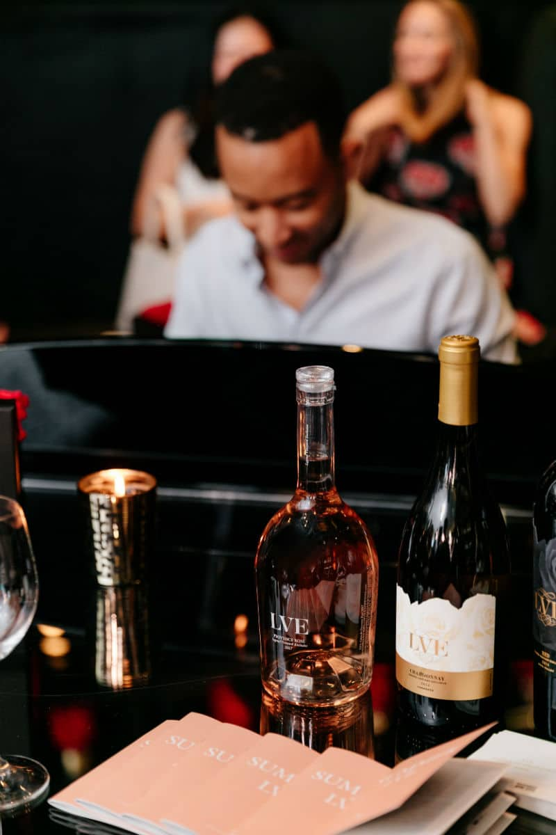 #JohnLegend #Summer of LVE #BEVERLYHILLS #BEVERLYHILLSMAGAZINE #LUXURY #ALCOHOL #CELEBRITIES #PINK #WINE