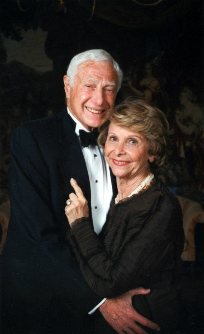 Jerry and Carol Redston