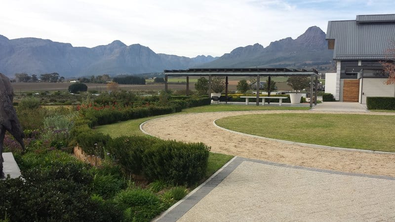 Travel To Cavalli Wine & Stud Farm