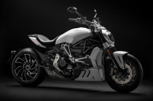 New 2018 Luxury Ducati Motorcycles