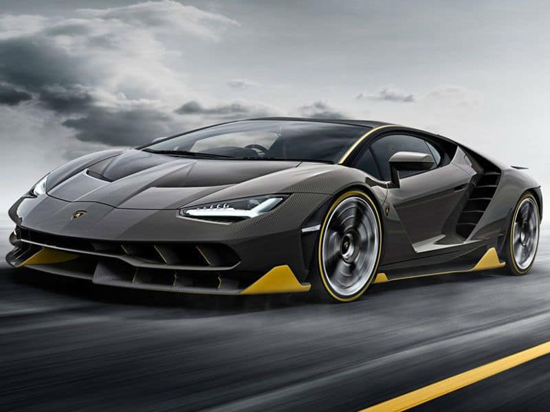 Ultimate Dream Cars Lamborghini Centenario Beverly Hills Magazine