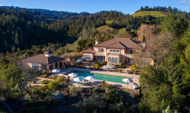 $31 Million Napa Valley Mansion