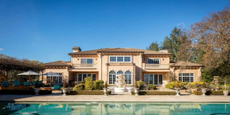 $31 Million Napa Valley Mansion