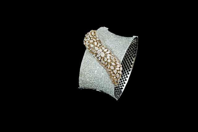 Beautiful Wide Bracelet