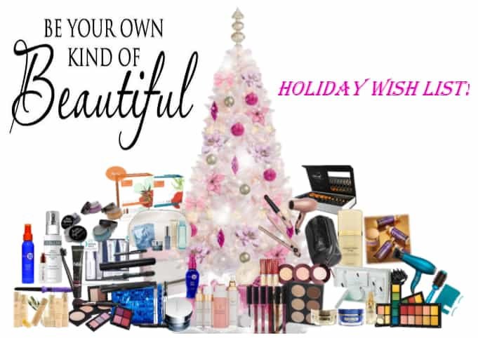 Holiday Beauty Guide 2017