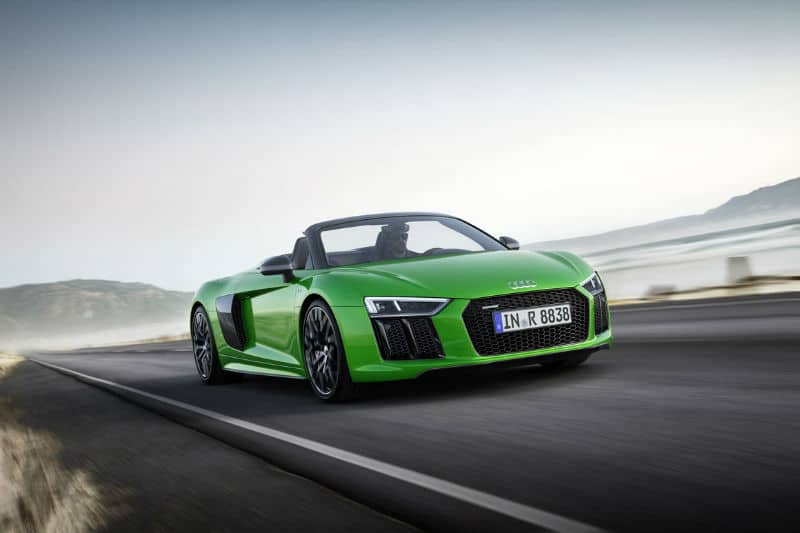 Ultimate Dream Car 2018 Audi R8 V10 Plus Beverly Hills Magazine