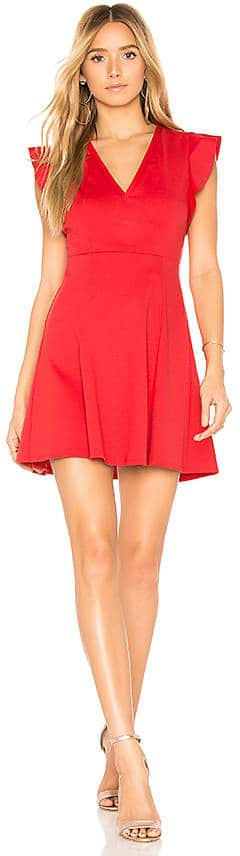 BCBGeneration Red Dress. BUY NOW!!! #BevHillsMag #beverlyhills #beverlyhillsmagazine #fashion #style