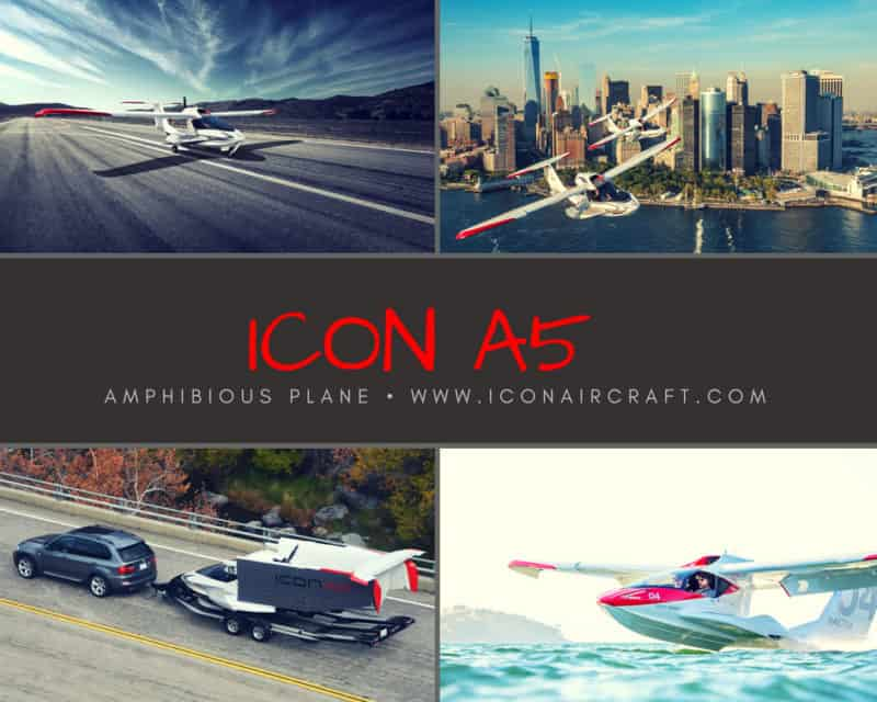 ICON A5 Amphibious Aircraft $289K + #beverlyhills #beverlyhillsmagazine #bevhillsmag #icon #icona5 #dream #privatejets #jetaircraft #aircrafts #cool #jet
