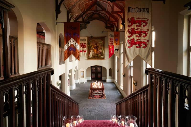 Dromoland Castle #vacation #travel #bucketlist #beverlyhills #beverlyhillsmagazine #ireland #castles