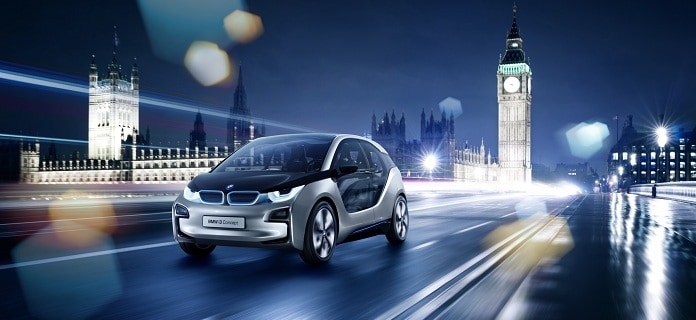 Future Dream Cars BMW i3