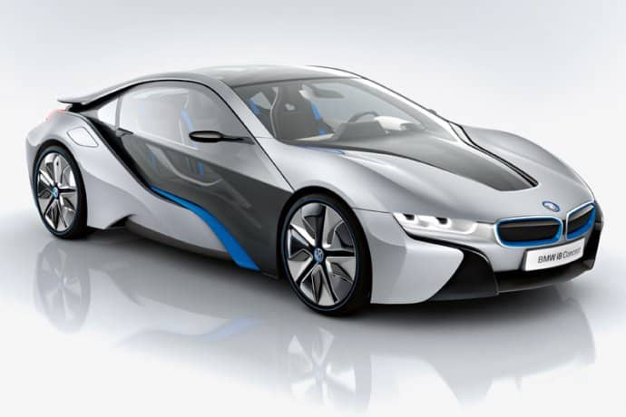 Luxury Future Dream Cars BMW i8