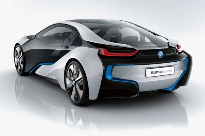 Future Dream Cars BMW i8