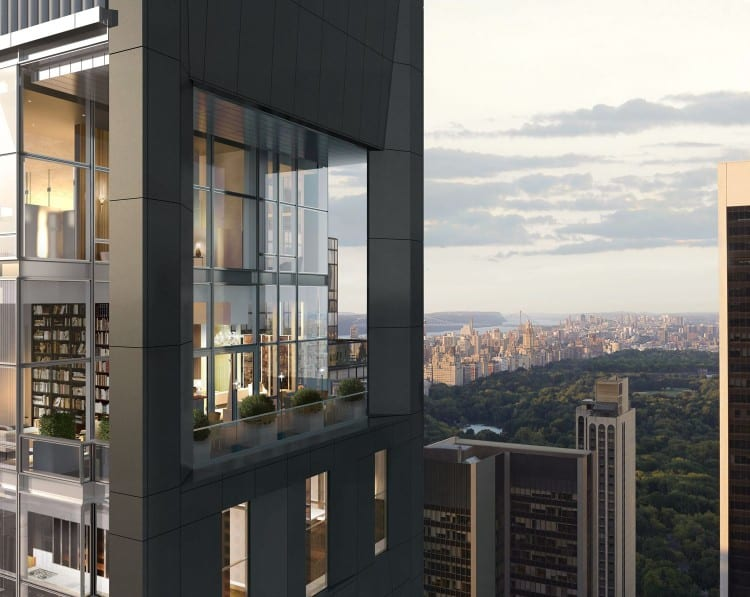 Baccarat Hotel and Residences, New York