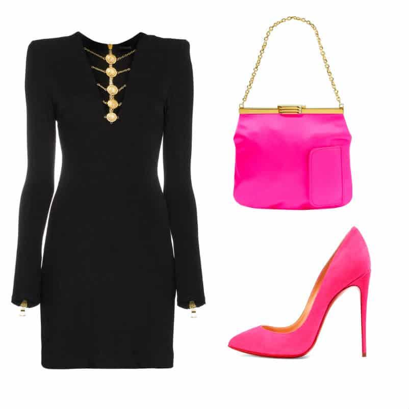 Balmain Elegance in Style. SHOP NOW!!! #BevHillsMag #beverlyhillsmagazine #fashion #style #shopping