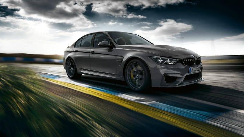 BMW M3CS