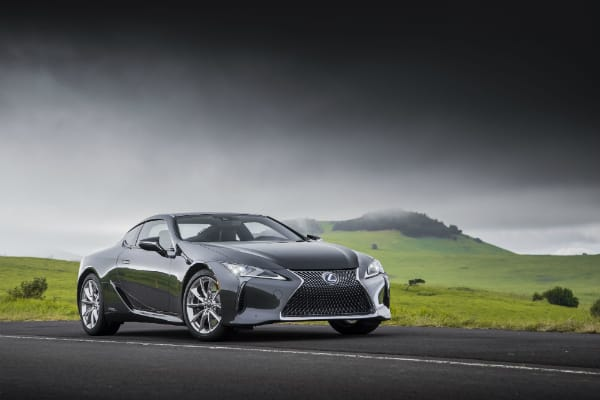 Dream Cars: 2018 LEXUS 500