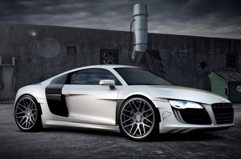 Dream Cars Audi R8 Fsi 5 2 ⋆ Beverly Hills Magazine