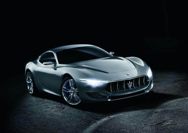 Ultimate Dream Cars: Maserati Alfieri