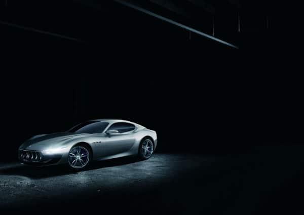 Ultimate Dream Cars: Maserati Alfieri
