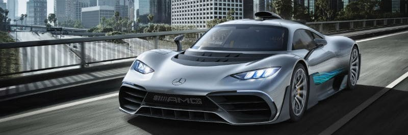 Dream Cars: 2019 Mercedes AMG Project One